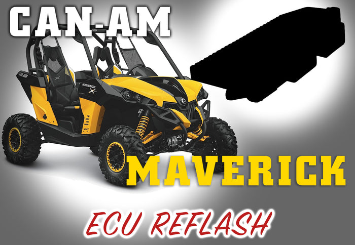 Can Am Maverick ECU Reflash