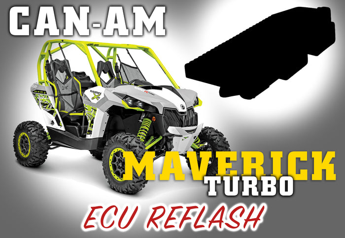Can Am Maverick XDS & XRS Turbo ECU Reflash