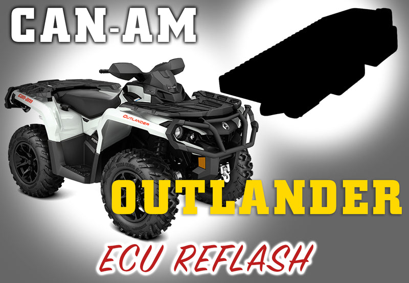 Can Am Outlander ECU Reflash – Warranty Killer Performance