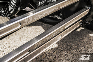 S3 Power Sports Can-Am Maverick X3 HD Middle Radius Rods