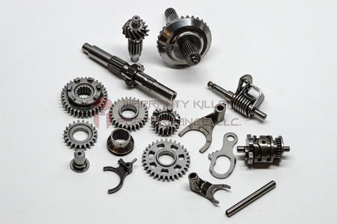 Cryo & Micro Polish Transmission Gear Set
