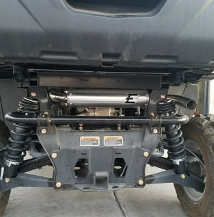 Empire Industries Can Am Defender 800/1000 Single Slip On Exhaust
