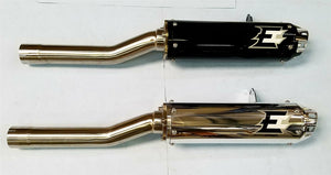 Empire Industries Can Am Outlander MAX Single Slip On Exhaust