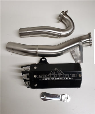 Empire Industries 06+ Honda TRX/CRF 450 Hybrid Full Exhaust