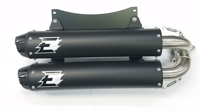 Polaris RZR XP 1000 Slip On Exhaust