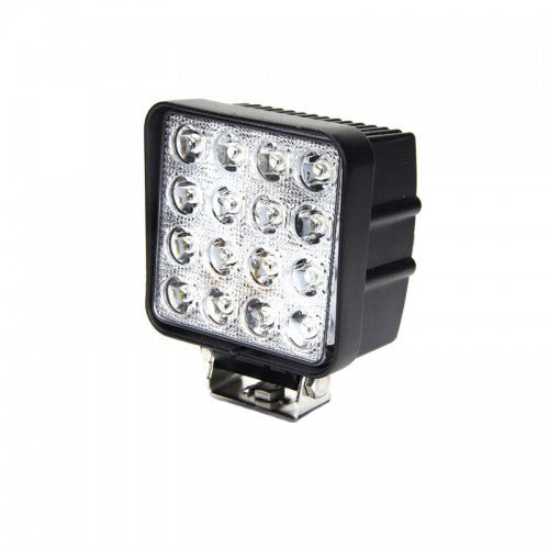 Fracture Series LED Work Light 4inch - 48W - Black