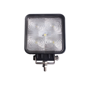 Fracture Series LED Work Light 4inch - 15W - Black