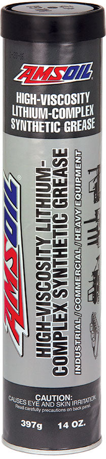 Amsoil High-Viscosity Lithium-Complex Synthetic Grease