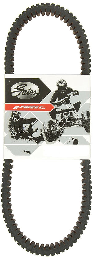 Gates G-Force Carbon Belt for Polaris RZR XP 900, RZR XP 1000, Ranger XP 900 and Ranger XP 1000