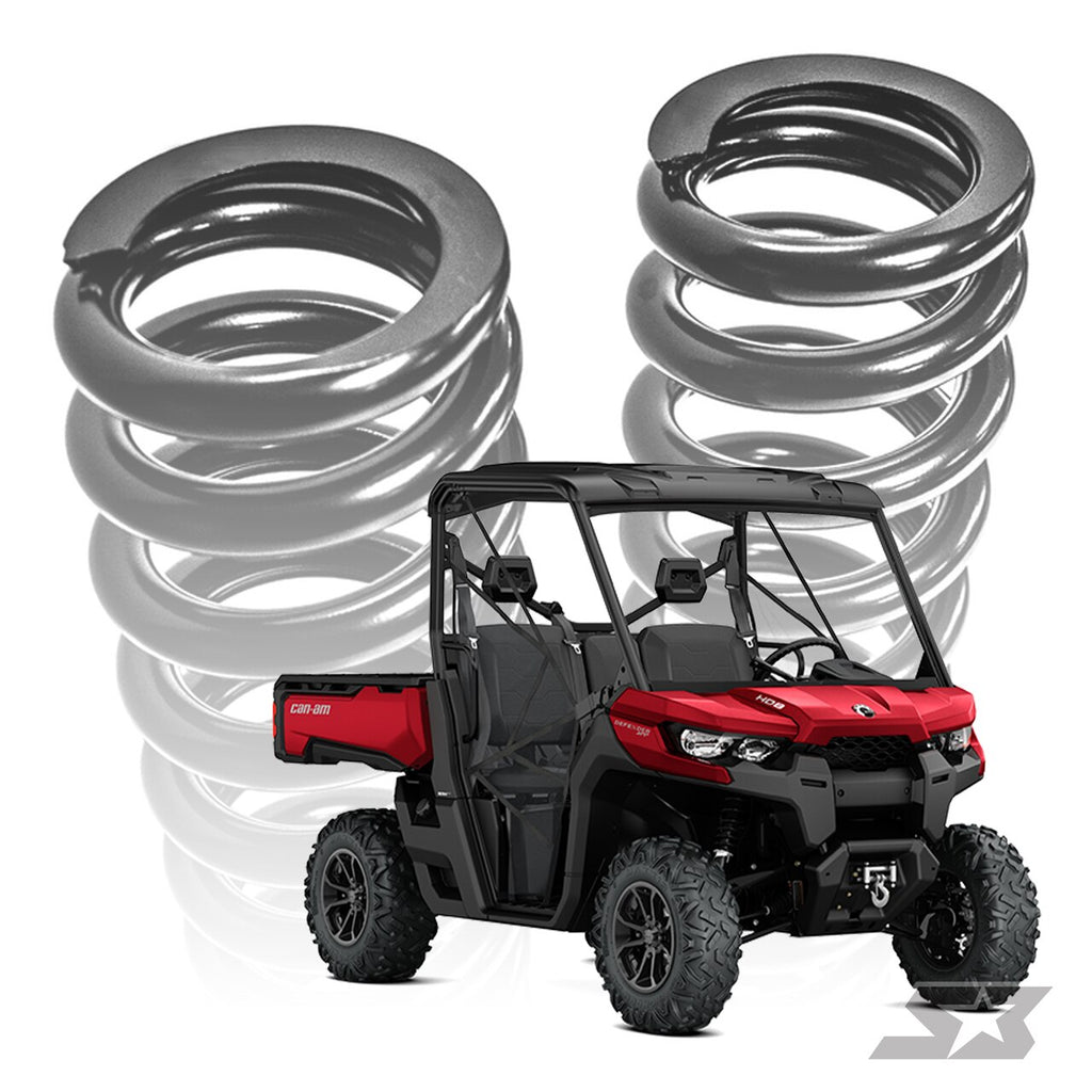 S3 Power Sports Can Am Defender HD Springs