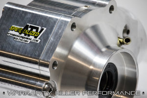 Billet Aluminum Can Am XMR Rear Differential - Warranty Killer Performance