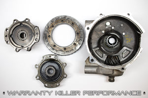 Can Am Front Differential HD Bolt, Retainer & Shim Kit - Warranty Killer Performance
