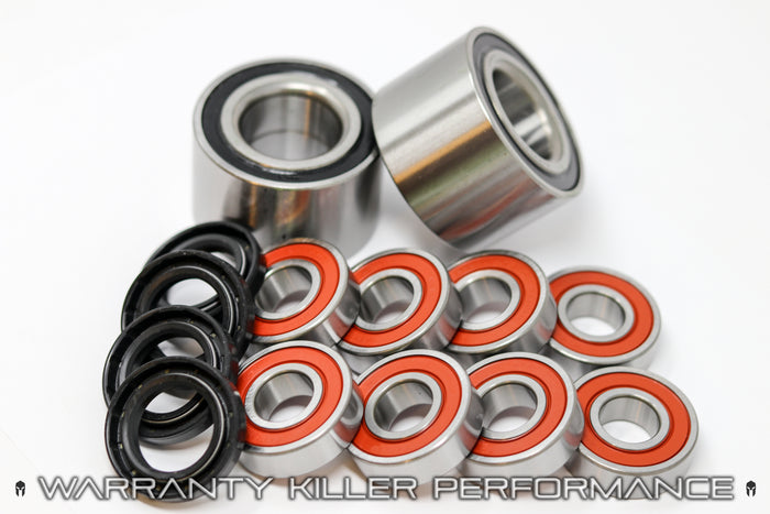 Can Am GEN 2 Outlander / Renegade 500, 650, 800, 1000 Trailing Arm Complete HD Bearing & Seal Kit