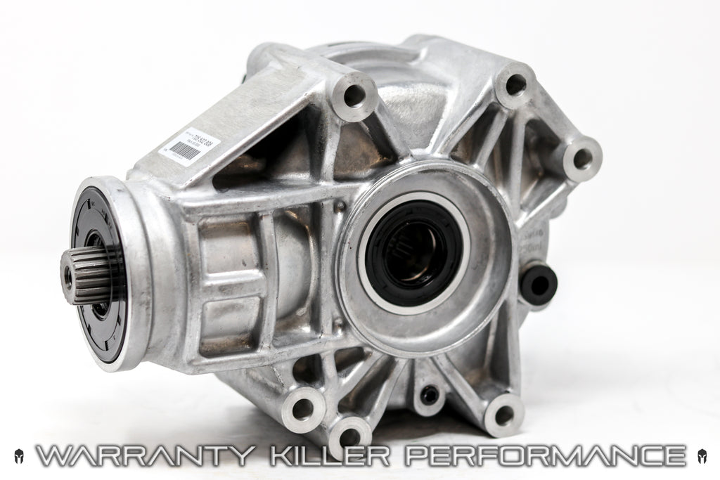 Can Am 2019+ XMR Rear Differential with Straight Cut Gear Set