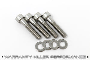 Can Am Maverick Solid Exhaust Bolt Kit