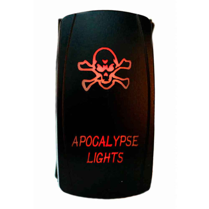 LED Switch - Apocalypse