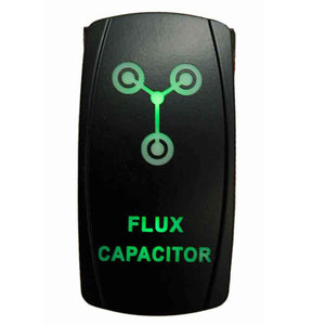 LED Switch - Flux Capacitor - Warranty Killer Performance