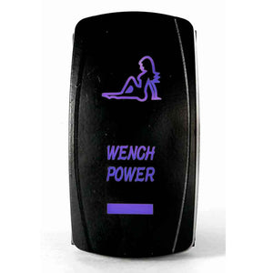 LED Switch - Wench Power - Warranty Killer Performance