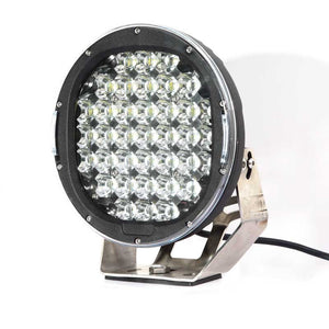 Magnitude Series LED Work Light 10inch - 111W - Spot Beam - Black - Warranty Killer Performance