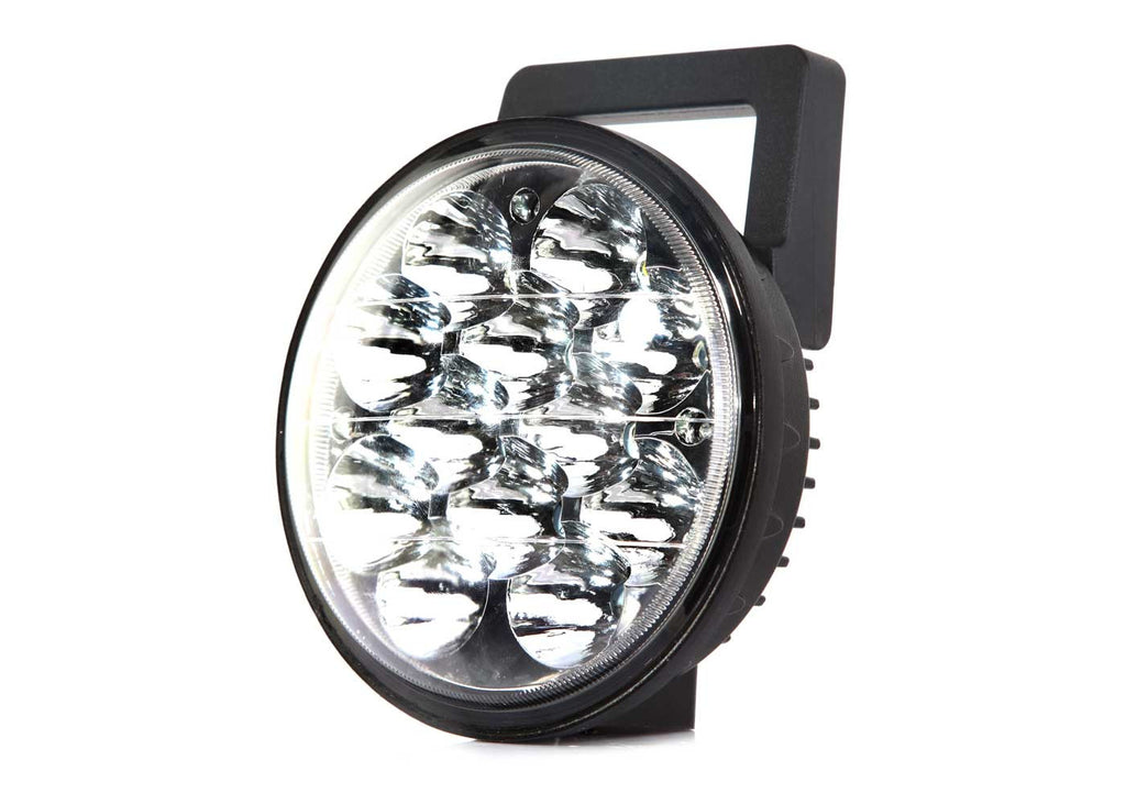 Magnitude Series LED Work Light 5.5inch - 45W - Spot Beam - Silver/Black - Warranty Killer Performance