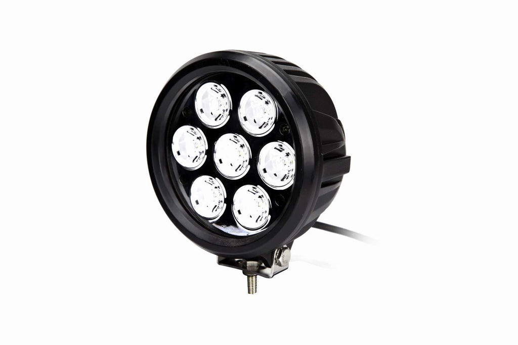 Magnitude Series LED Work Light 6inch - 70W - Black - Warranty Killer Performance