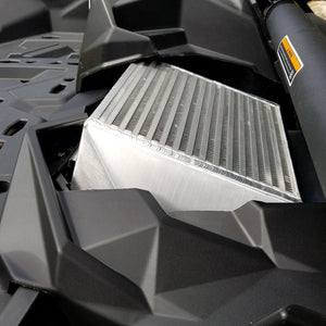 Can Am Maverick X3 Ultra High Efficiency Intercooler - Warranty Killer Performance