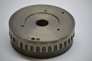 Polaris Flywheel w/Encoder