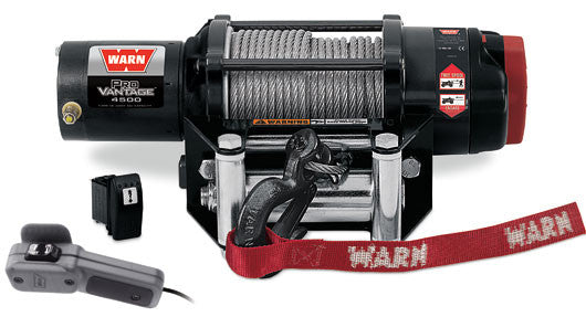 Warn ProVantage 4500 Winch with Wire Rope