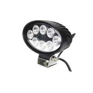 Pulsar Series LED Work Light 5.5inch - 24W - Black - Warranty Killer Performance