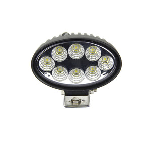 Pulsar Series LED Work Light 5.5inch - 24W - Black