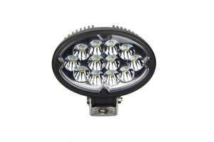 Pulsar Series LED Work Light 6.5inch - 36W - Black - Warranty Killer Performance