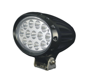 Pulsar Series LED Work Light 7inch - 65W - Black - Warranty Killer Performance