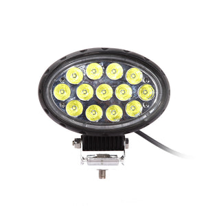 Pulsar Series LED Work Light 7inch - 65W - Black