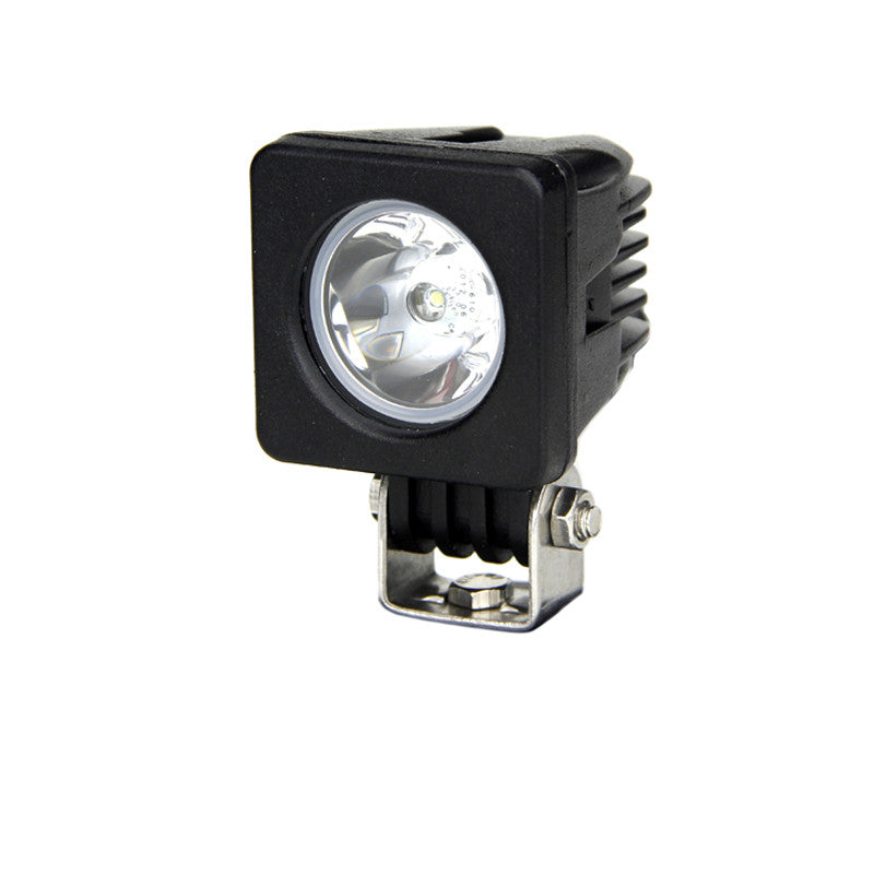 Quantum Series LED Work Light 2inch - 10W - Black - Warranty Killer Performance