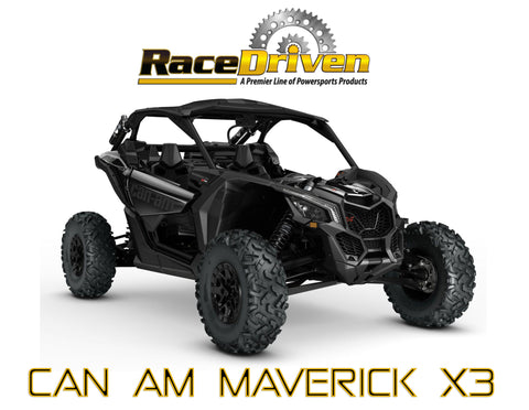 Can Am Maverick Brake