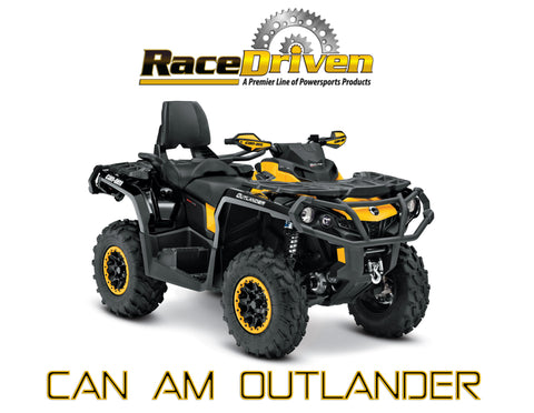 Can Am Outlander Brake