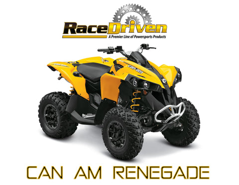 Can Am Renegade Brake