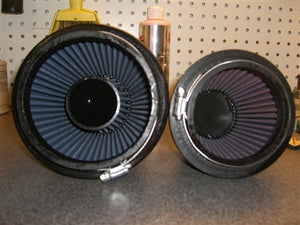 Air Filter for 54 or 58 Billet Throttle Body
