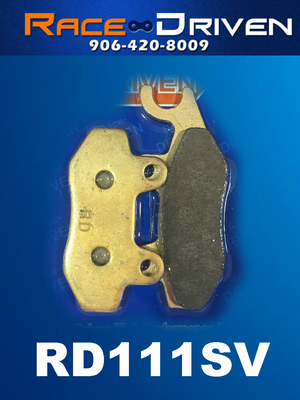 Race Driven Severe Duty Brake Pad (RD111SV)