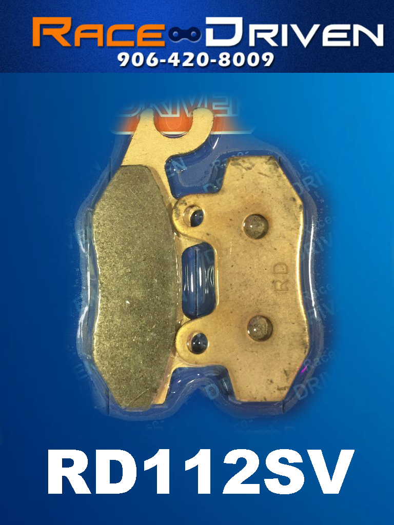 Race Driven Severe Duty Brake Pad (RD112SV)