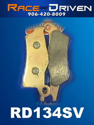 Race Driven Severe Duty Brake Pad (RD134SV)