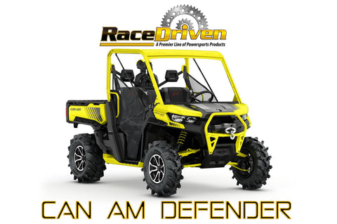 Can Am Defender Brake
