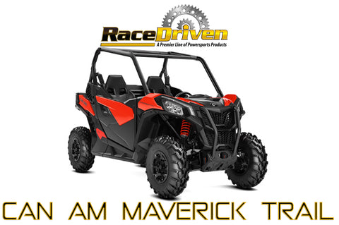 Can Am Maverick Trail Brake