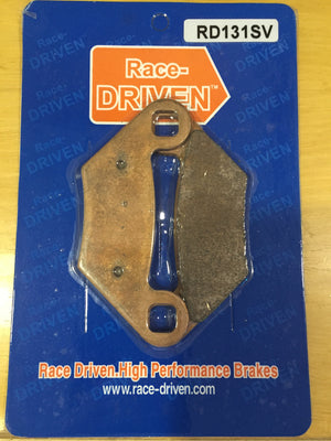 Race Driven Severe Duty Brake Pad (RD131SV)