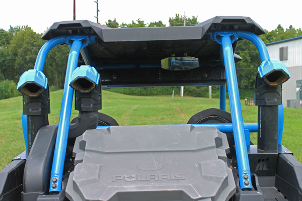 High Lifter Snorkel Relocation Kit Polaris RZR XP 1000 HL Edition