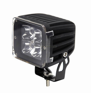Seismic Series LED Work Light 3inch - Spot Beam - Black
