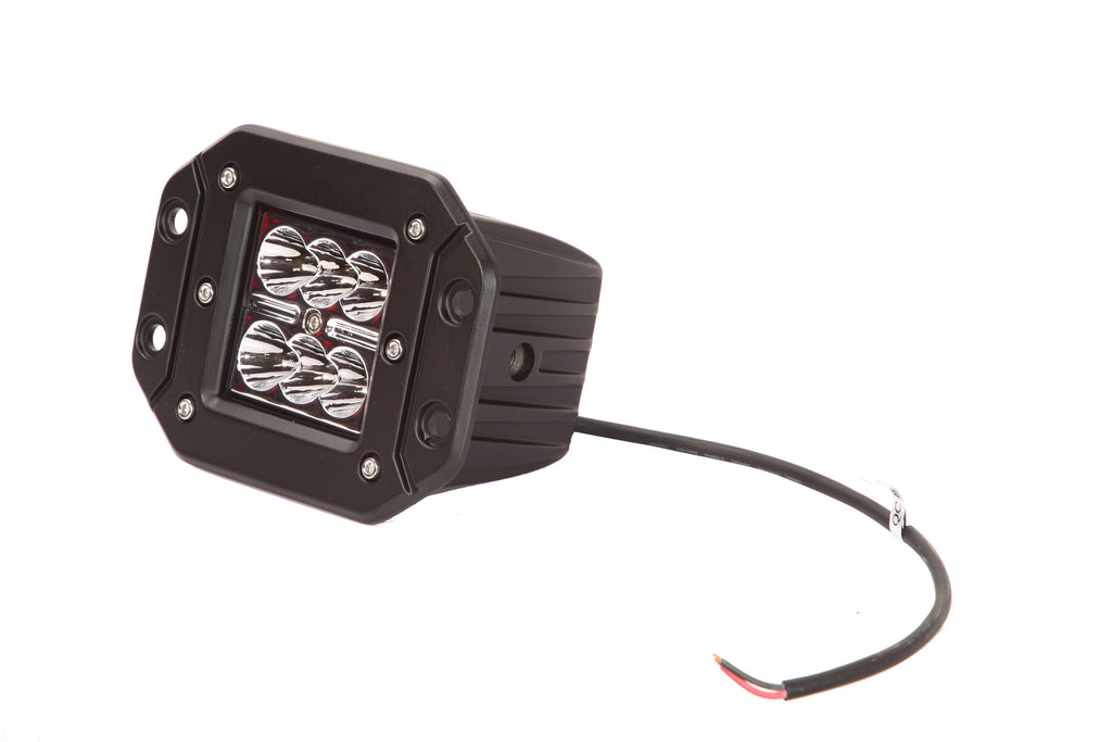 Seismic Series LED Work Light 5inch - 18W - Black