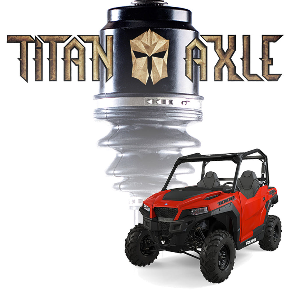 Titan Axle Polaris General / RZR S Axle
