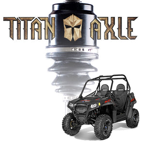 Titan Axle Polaris RZR 800 Axle