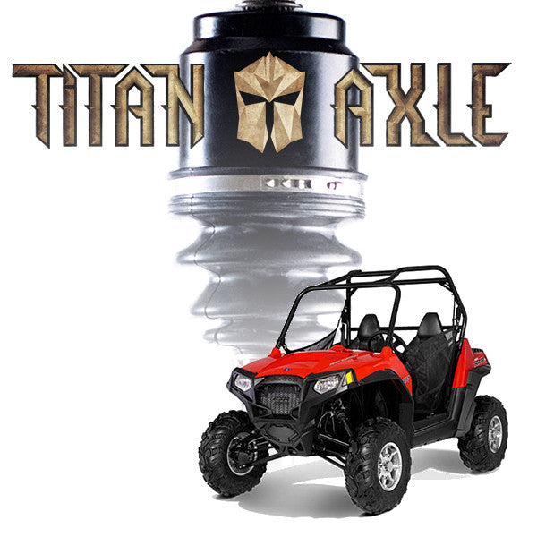 Titan Axle Polaris RZR S 800 Axle